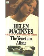 The Venetian Affair - MacInnes, Helen