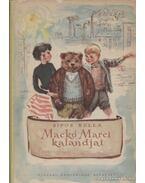 Mackó Marci kalandjai