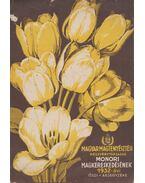 A Magyar Magtenyésztési Rt. Monori Magkereskedésének 1932. évi őszi árjegyzéke