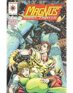 Magnus Robot Fighter Vol. 1. No. 36.