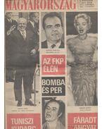 Magyarország 1973. X. évfolyam (hiányzik a 34. szám)