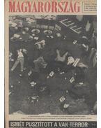 Magyarország 1986. XXIII. évfolyam (hiányzik a 31. és a34. szám)