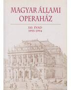 Magyar Állami Operaház 110. évad