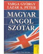 Magyar-angol szótár