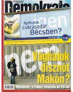 Magyar Demokrata VII. évf. 2003/10. szám - Bencsik András
