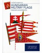 Hungarian Military Flags - Magyar hadizászlók