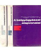 A belgyógyászat alapvonalai I-III. - Magyar Imre, Petrányi Gyula