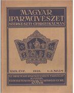 Magyar iparművészet XXIX. évf. 1-2 szám