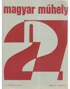 Magyar Műhely 27.