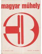 Magyar Műhely 30.