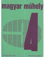 Magyar Műhely 34.