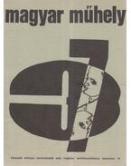 Magyar Műhely 37.
