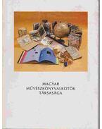 Magyar Művészkönyvalkotók Társasága