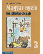 Magyar nyelv kisiskolásoknak