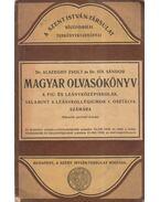 Magyar olvasókönyv a fiú- és leányközépiskolák, valamint a leánykollégiumok I. osztálya számára