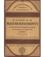 Magyar olvasókönyv a gimnázium, reálgimnázium és reáliskola II. osztálya számára