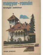 Magyar-román társalgási zsebkönyv