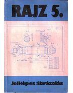 Rajz 5. - Jelképes ábrázolás - Magyar Sándor