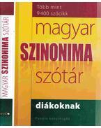 Magyar szinonima szótár diákoknak