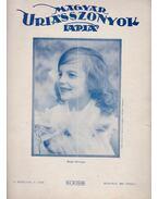 Magyar Uriasszonyok Lapja 1933 április 1.