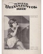 Magyar Uriasszonyok Lapja 1933 junius 20.