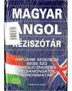 Magyar-angol, angol-magyar kéziszótár
