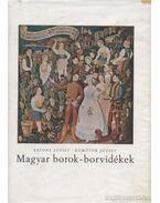 Magyar borok - borvidékek