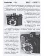 Magyar fényképezőgépek 1856-1966