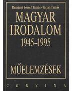 Magyar irodalom 1945-1995