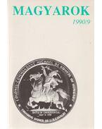 Magyarok 1990/9