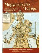 Magyarország és Európa - történelem és kultúra évszázadokon át