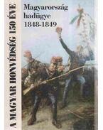 Magyarország hadügye 1848-1849