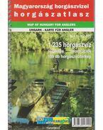 Magyarország horgászvizei horgászatlasz