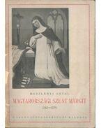 Magyarországi Szent Margit 1242-1270
