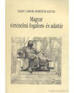 Magyar történelmi fogalom- és adattár