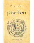 Periton (dedikált) - Magyary Ágnes