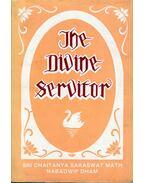The Divine Servitor - Mahananda Dasa Brachmachari Bhakti Ranjan