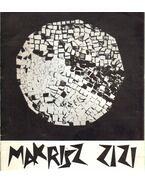 Makrisz Zizi Munkácsy-díjas grafikus, iparművész kiállítása
