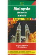 Malaysia (1: 600 000 - 1: 900 000)