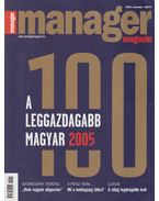 Manager Magazin 2005. november