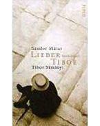Lieber Tibor.Briefwechsel - Márai Sándor