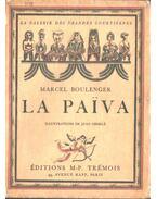 La Paiva - Marcel Boulenger