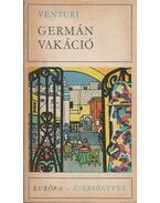 Germán vakáció - Marcello Venturi