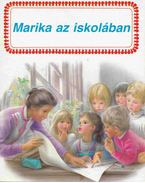 Marika az iskolában