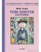 Tom Sawyer kalandjai - Mark Twain