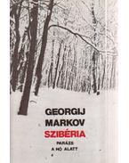 Szibéria - Markov, Georgij