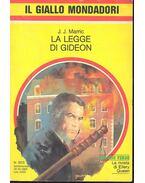 La Legge di Gideon - Marric,J.J.