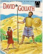 David and Goliath - Martha Streufert Jander
