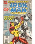 Marvel Action Hour, Featuring Iron Man Vol. 1. No. 2