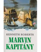 Marvin kapitány - Kenneth Roberts